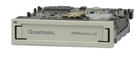 Quantum Travan TR20 Tape Drive