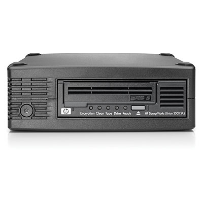 HP Ultrium 3000 HP LTO 5 External SAS Tape Drive EH958A / 596279-001