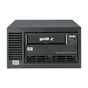 HP Ultrium 460 External Full Height LTO2 Tape Drive Q1519A