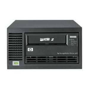 HP Ultrium 460 External Full Height LTO2 Tape Drive Q1519A