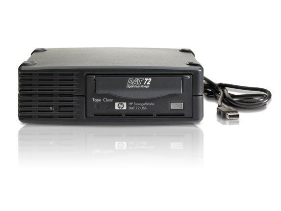 Refurbished DAT72 HP USB External Drive DAT72 Repair available